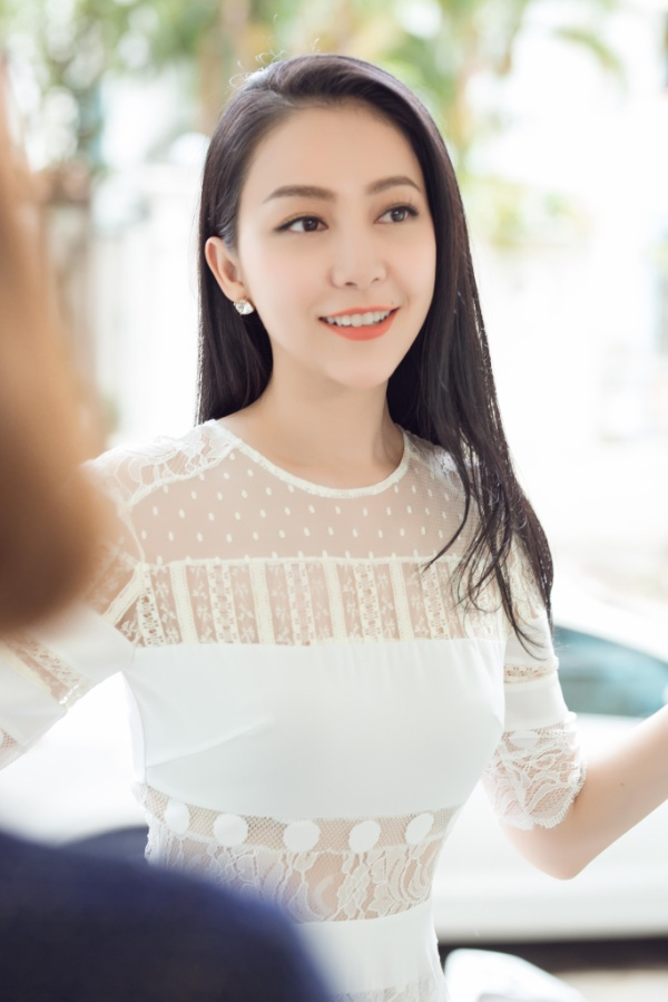 Linh Nga bày tỏ mong ước Luna sẽ tiếp nối truyền thống gia đình. Tuy nhiên, cô và bố mẹ (nghệ sĩ nhân dân Đặng Hùng và Vương Linh) chủ trương tôn trọng ước mơ cũng như những khả năng của bé chứ không ép buộc bé theo nghiệp của ông bà và mẹ.