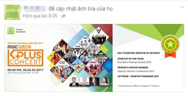 Chỉ còn 11 ngày, Noo Phước Thịnh bất ngờ 'biến mất' trên poster đêm nhạc có EXID - Seventeen