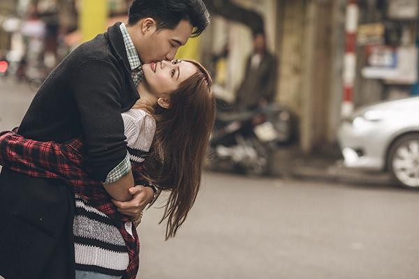 Cặp đôi khiến nhiều người phải ghen tị.