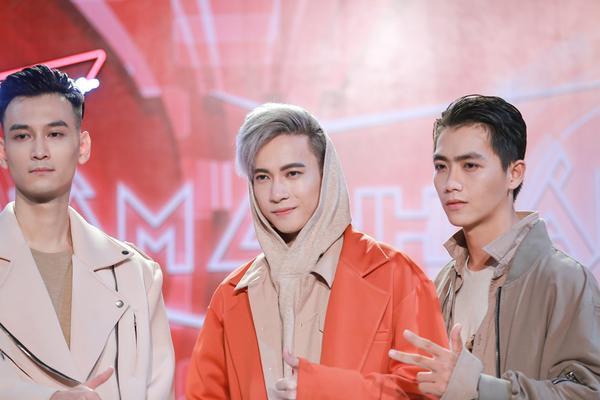 Đội hình 'soái ca' của team S.T khiến fan nữ xao xuyến sau hậu trường Remix New Generation - ảnh 6