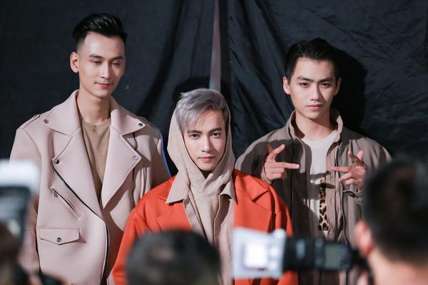 Đội hình 'soái ca' của team S.T khiến fan nữ xao xuyến sau hậu trường Remix New Generation - ảnh 5