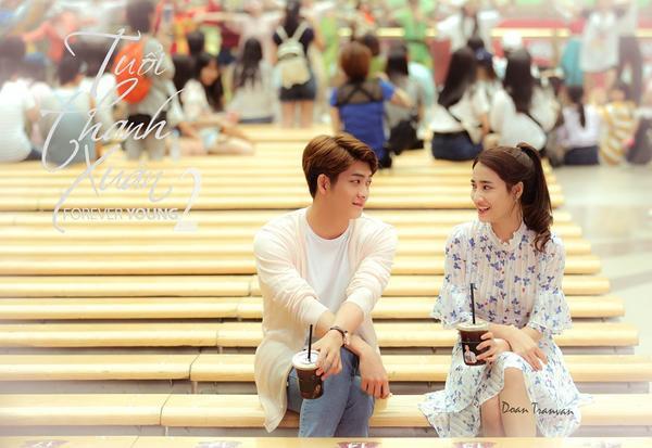 Những đoạn phim quảng cáo thường có thời lượng rất ngắn, chỉ dài một vài phút, nhưng bù lại khán giả sẽ thường xuyên được nhìn ngắm cặp đôi trên sóng truyền hình, sách báo, hay các phương tiện thông tin công cộng, có sức lan tỏa lớn. Điều này sẽ giúp fan phần nào nguôi đi nỗi nhớ Linh và Junsu sau khi bộ phim Tuổi thanh xuân kết thúc.