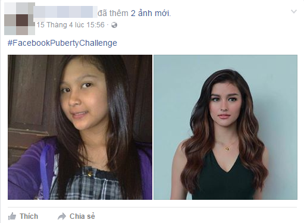 #FacebookPubertyChallenge: ngỡ ngàng nhìn lại chính mình thời mới 'chập chững' dùng facebook