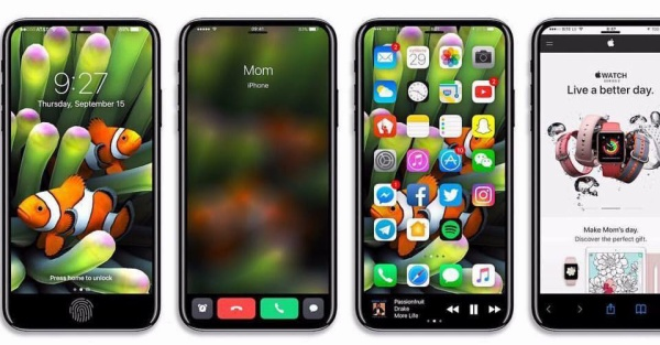 Iphone 8 được dự đoán có giá khởi điểm 'đắt' ngoài tưởng tượng