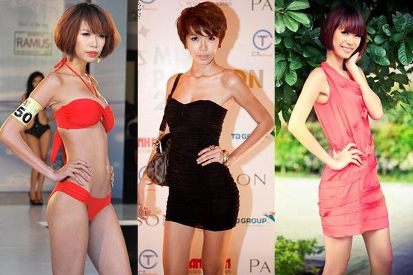 """Minh Tú được biết tới nhiều hơn khi cô tham gia Siêu mẫu Việt Nam 2011 và trở thành gương mặt sáng giá cho vị trí quán quân.  Thế rồi, sau thời gian im ắng không thấy cô xuất hiện trên các sàn diễn thời trang cũng như nhiều hoạt động nghệ thuật showbiz, cho tới một ngày cô """"comeback"""" trong sự ngạc nhiên và nhận được những lời tán dương từ người hâm mộ. Có da có thịt, sexy và quyến rũ một cách """"chết người"""". Từ đây, những hình ảnh đời thường khoe body """"vạn người mê"""" cũng được đà mà bung ra một cách """"không kiểm soát"""" trên trang cá nhân của cô. Tất cả đều nhờ stylist, make up, tập gym, đi spa, chế độ dinh dưỡng và hạn chế những thú vui sử dụng chất kích thích là những gì Minh Tú chia sẻ để có được kết quả của sự dậy thì thành công."""