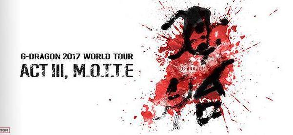 Không chỉ World Tour, G-Dragon đang chuẩn bị cho album solo trở lại