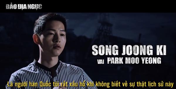 Song Joong Ki thấy xấu hổ, So Ji Sub đau đớn quằn quại vì 'Đảo Địa Ngục'