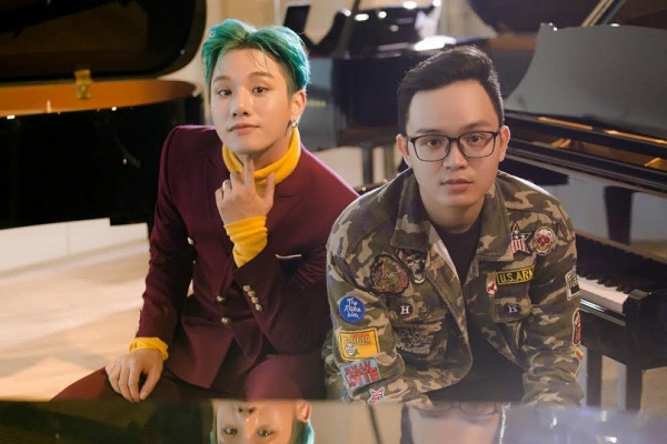Bộ đôi 'Sing My Song' giải thích nghi án đạo nhạc của Juun Đăng Dũng