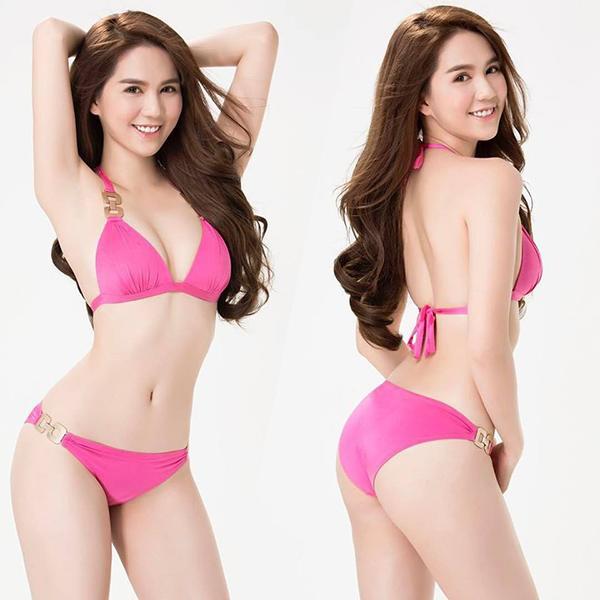 """Ngọc Trinh vẫn mãi luôn là """"nữ hoàng nội y"""" nóng bỏng của showbiz Việt."""