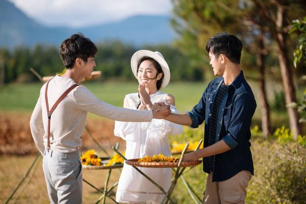 Đỗ Nhật Trường vào vai Dương Triệu Vũ thời niên thiếu, kể chuyện tri kỷ cùng Mr Đàm