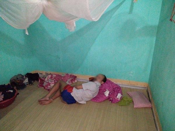 Tâm sự xót xa của mẹ ruột người phụ nữ bỏ con 35 ngày vào chậu nước