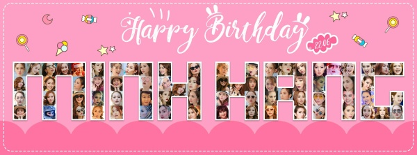 Fan đồng loạt 'nhuộm' hồng Facebook mừng sinh nhật Minh Hằng