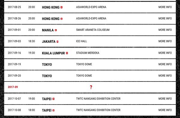 Fan G-Dragon 'rần rần' khi cơ hội đến với World Tour 2017 ngày càng rộng mở