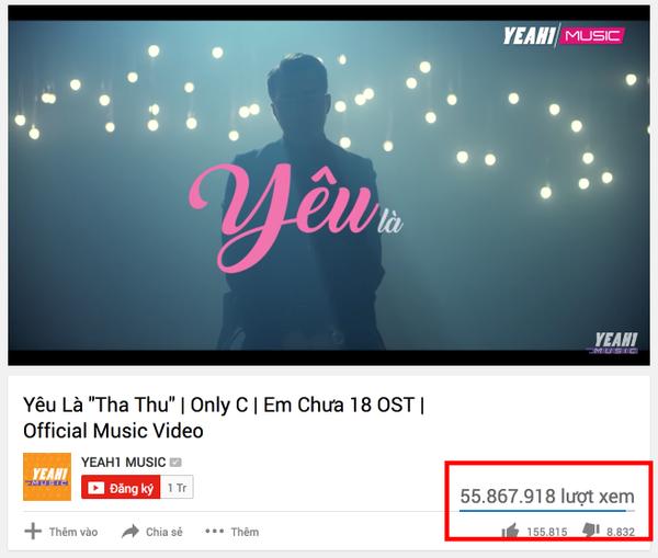 Bạn đã bỏ lỡ MV Vpop hàng chục triệu view nào nửa đầu năm 2017?