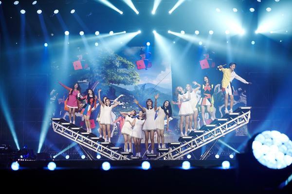Địa điểm các girlgroup khác làm concert, SNSD sẽ tổ chức fanmeeting