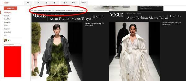 """Rihanna chọn thiết kế trong BST """"Em Hoa"""" của Công Trí"""