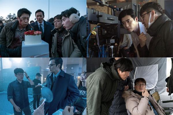 Bị tình nghi ở 'W', Lee Jong Suk thành sát nhân thật trong bom tấn 'V.I.P.'!