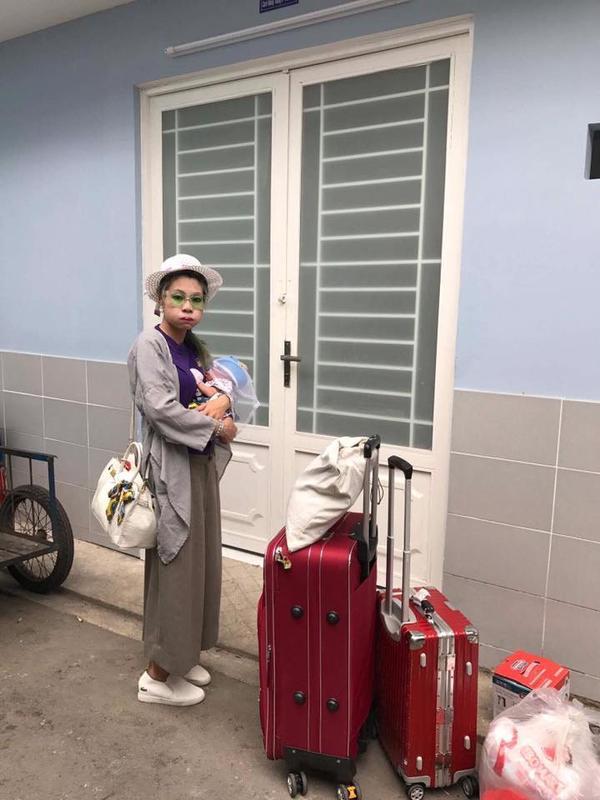 Đời sống: Vừa vào đến Sài Gòn, 'hot girl' Bella đã bỏ đi vì chê nhà xấu