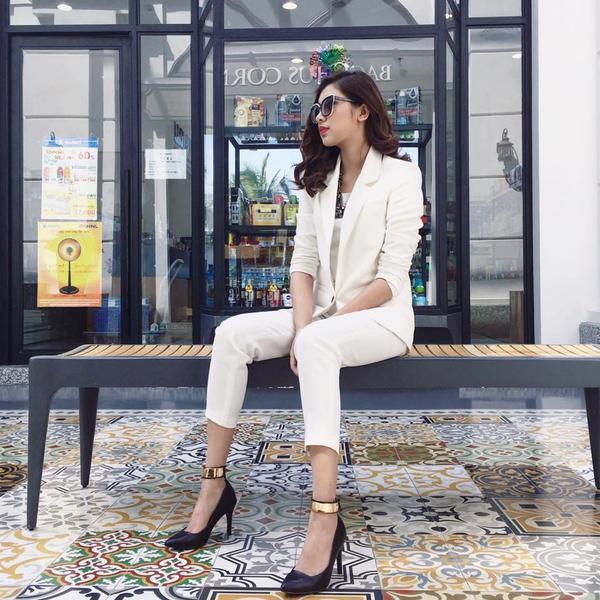 Chẳng cần cao xa, Đồng Ánh Quỳnh chỉ cần 4 cách này để luôn có street style thu hút - ảnh 6