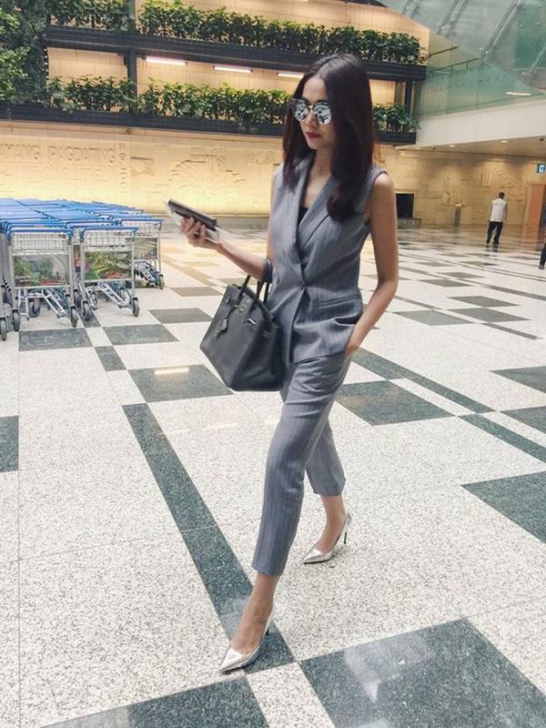 Chẳng cần cao xa, Đồng Ánh Quỳnh chỉ cần 4 cách này để luôn có street style thu hút - ảnh 9