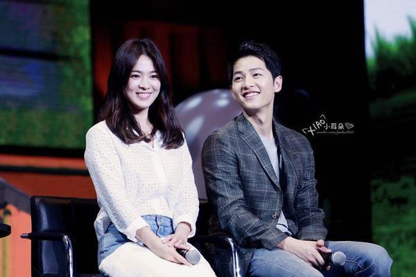 Song Joong Ki - Song Hye Kyo bí mật làm lễ ra mắt thông gia hai nhà?