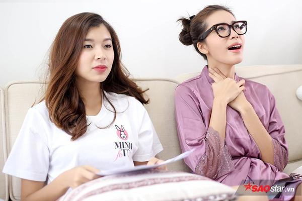Sau màn diễn cực ngọt ở The Face, Minh Tú - Ánh Quỳnh tung ra phần tiếp theo của series 'Sống chung với mẹ chồng' - ảnh 3