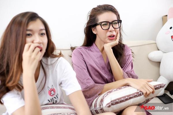 Sau màn diễn cực ngọt ở The Face, Minh Tú - Ánh Quỳnh tung ra phần tiếp theo của series 'Sống chung với mẹ chồng' - ảnh 2