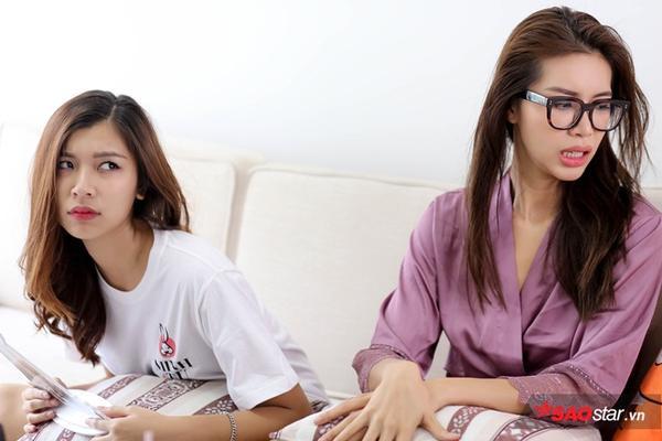 Sau màn diễn cực ngọt ở The Face, Minh Tú - Ánh Quỳnh tung ra phần tiếp theo của series 'Sống chung với mẹ chồng' - ảnh 4