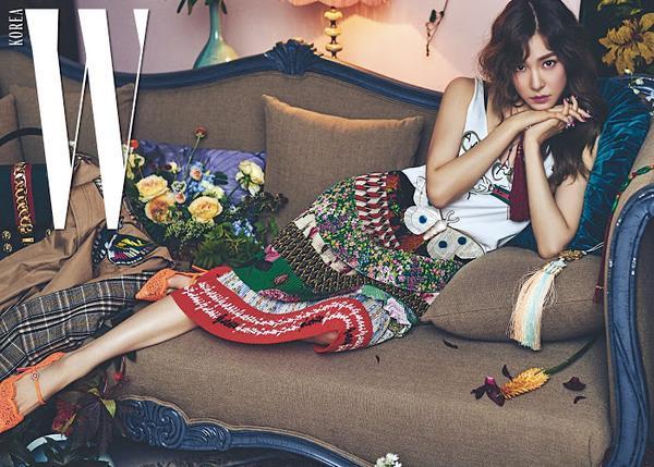 SNSD diện Gucci trên tạp chí 8