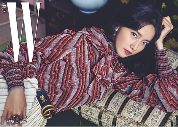 SNSD diện Gucci trên tạp chí 4