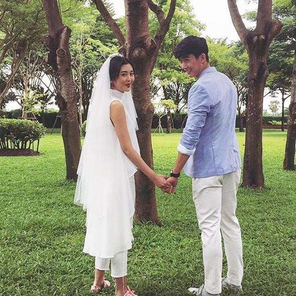 Joker Orheyn Lai: Push Puttichai 'bắt Cá', Vừa Quay Lại Với Esther Vừa Chuẩn