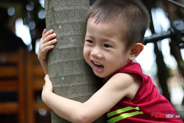 - bebinimg 0135 - Cuộc đoàn tụ đầy tiếng cười của mẹ con bé trai bị bỏ rơi trước cổng bệnh viện Từ Dũ
