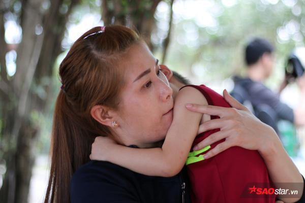 - bebinimg 0140 - Cuộc đoàn tụ đầy tiếng cười của mẹ con bé trai bị bỏ rơi trước cổng bệnh viện Từ Dũ