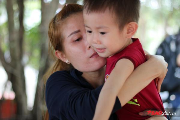 - bebinimg 0141 - Cuộc đoàn tụ đầy tiếng cười của mẹ con bé trai bị bỏ rơi trước cổng bệnh viện Từ Dũ