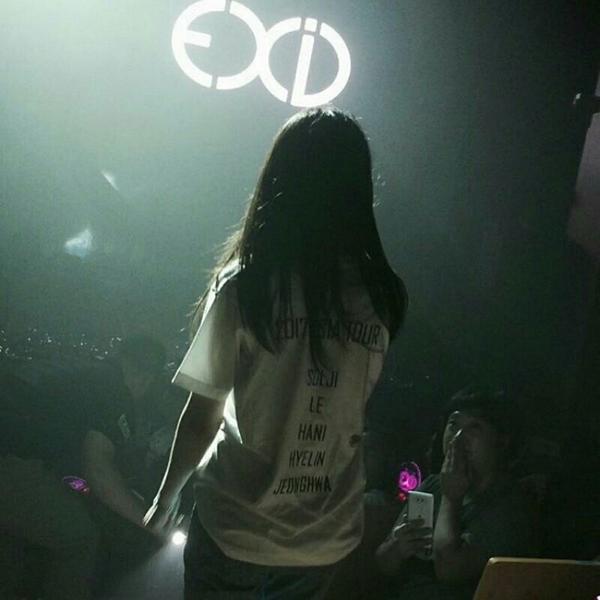 8 tháng sau sân khấu ở Việt Nam, fan EXID vỡ oà khi 5 thành viên lần đầu hội ngộ