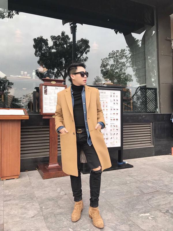 Giày hiệu Hoàng Ku không thiếu, nhưng chỉ Gucci mới khiến anh đổ tiền mạnh đến vậy - ảnh 16