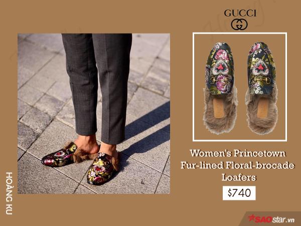 Giày hiệu Hoàng Ku không thiếu, nhưng chỉ Gucci mới khiến anh đổ tiền mạnh đến vậy - ảnh 10