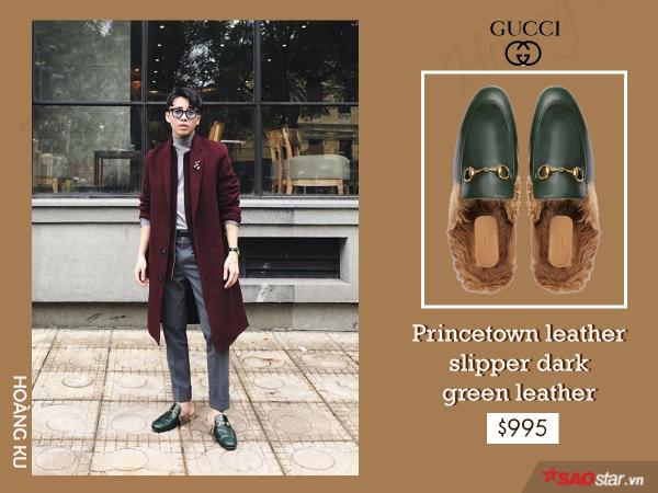 Giày hiệu Hoàng Ku không thiếu, nhưng chỉ Gucci mới khiến anh đổ tiền mạnh đến vậy - ảnh 7