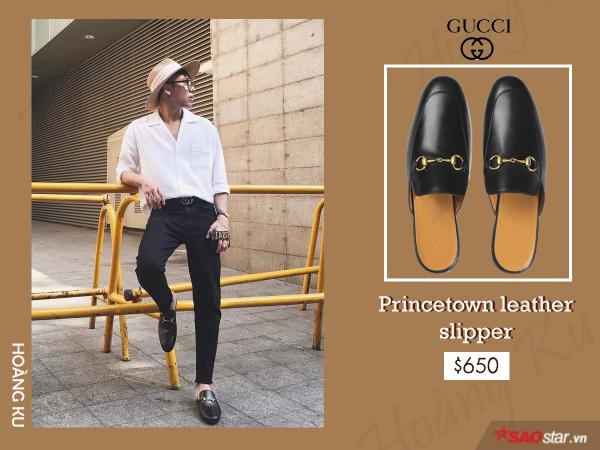 Giày hiệu Hoàng Ku không thiếu, nhưng chỉ Gucci mới khiến anh đổ tiền mạnh đến vậy - ảnh 6