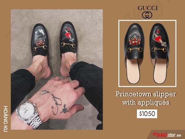 Giày hiệu Hoàng Ku không thiếu, nhưng chỉ Gucci mới khiến anh đổ tiền mạnh đến vậy - ảnh 8