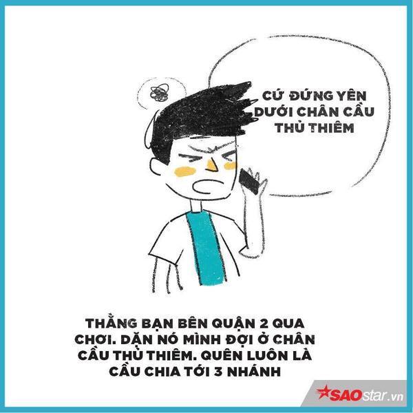 Tôi đã lạc đường ở Sài Gòn như thế nào? (P.2) - ảnh 5