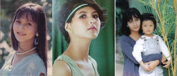 Mẹ của hot girl Việt - xinh đẹp không thua gì hot girl ngày nay! - ảnh 13
