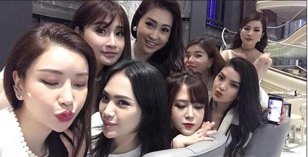 3 hội bạn thân gồm các 'bố mẹ bỉm sữa' hot nhất mạng xã hội Việt