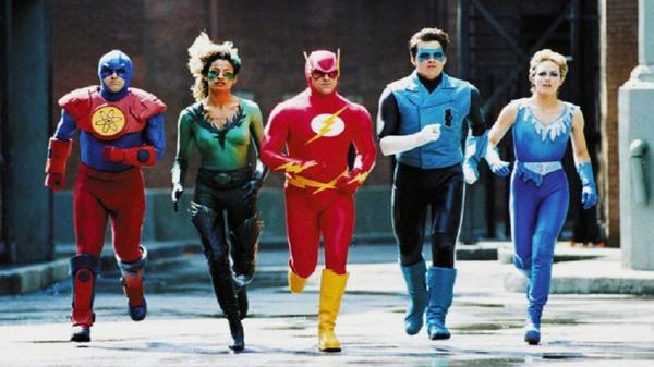 Các phiên bản khác trong lịch sử của các thành viên Justice League - ảnh 3