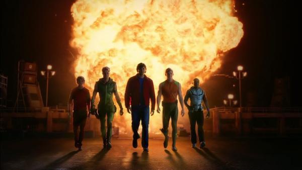 Các phiên bản khác trong lịch sử của các thành viên Justice League - ảnh 14