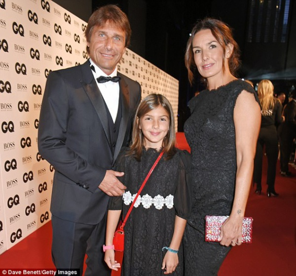 Mourinho và Conte trái ngược trong cả chuyện yêu đương - Ảnh 4.