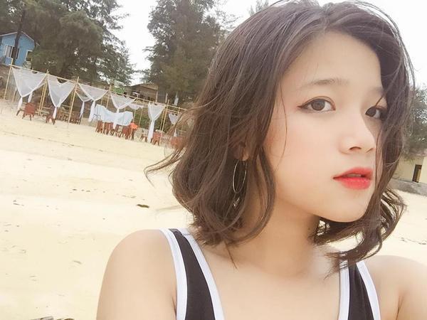 Nữ sinh 10X xinh xắn bỗng chốc nổi tiếng vì giống… hot teen ung thư Linh Ka - ảnh 7