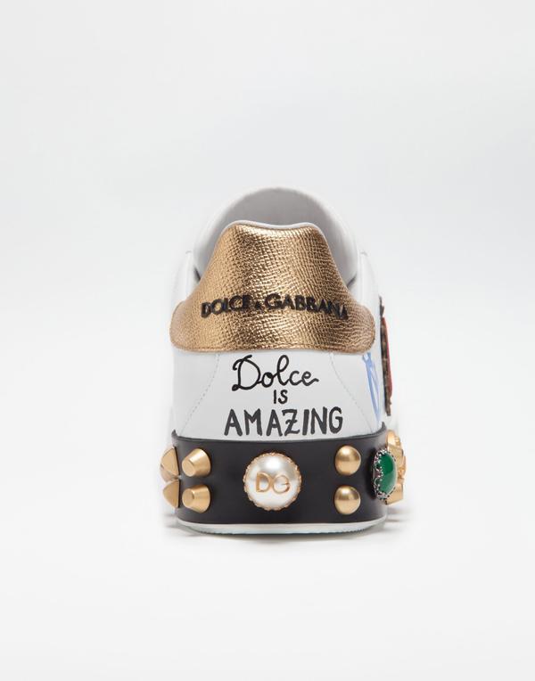 cs1539ah029 8i049 4 - 'Cảnh báo' tín đồ street-wear! Sneaker siêu xinh của Dolce & Gabbana sẽ 'hạ cánh' tại Hà Nội