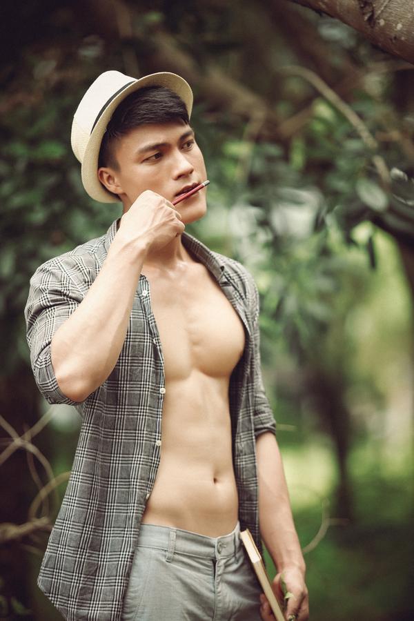 Cậu ba Sài Gòn khiến nhiều cô gái 'chết mê chết mệt' với vẻ lịch lãm, đầy nam tính - ảnh 4