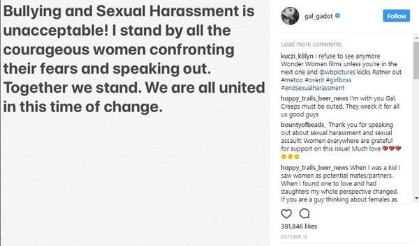 Gal Gadot sẽ không đóng 'Wonder Woman 2' trừ khi hãng phim ngừng hợp tác với Brett Ratner - ảnh 5
